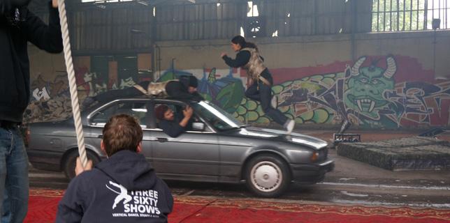 Stunt Event Berlin